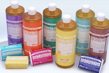 Dr. Bronner's Liquid Soap - All Scents