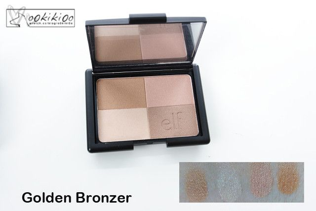 Elf studio golden bronzer reviews photos ingredients elf golden bronzer elf studio golden bronzer 18 ccuart Choice Image