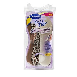 Dr Scholl's For Her - Sole Expressions Insoles