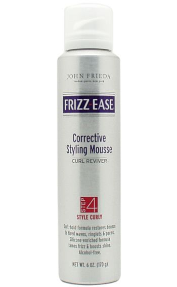 hair styling mousse reviews frieda frizz ease corrective styling mousse reviews 9075 | 1641055