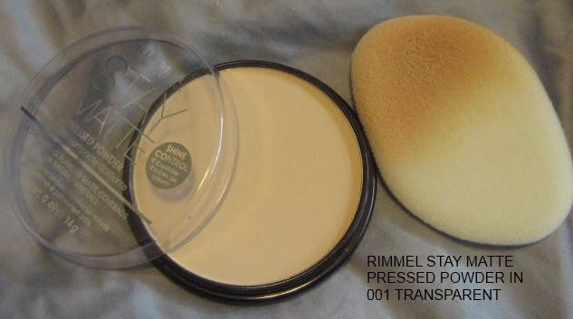 Stay Matte Pressed Powder by Rimmel #5