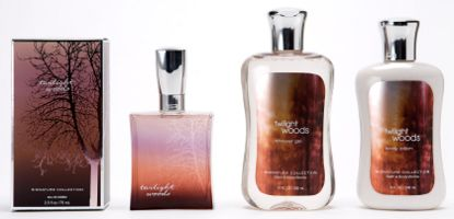 Bath and Body Works Twilight Woods Body Lotion