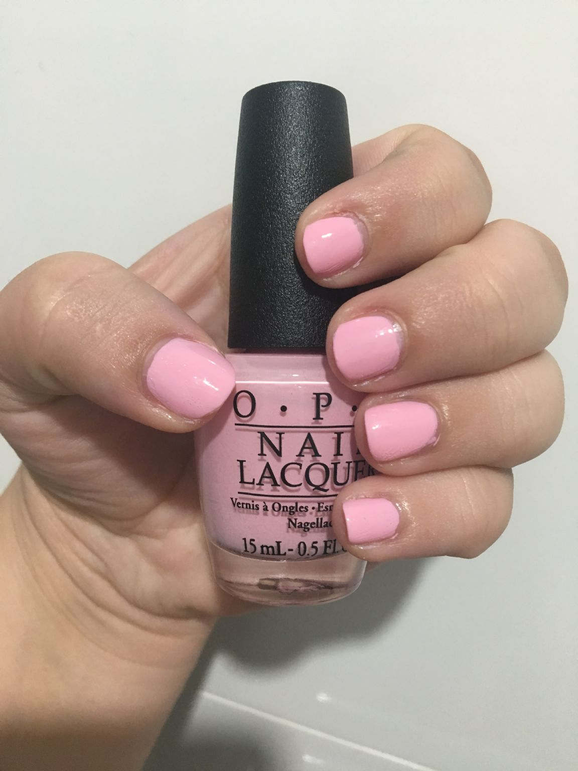 OPI - Suzi Shops & Island Hops (Uploaded by kittenmint)