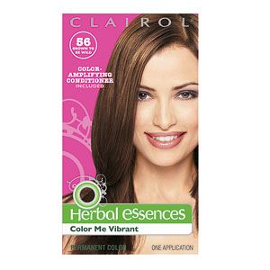 Clairol Herbal Essences Fearless Colour collection