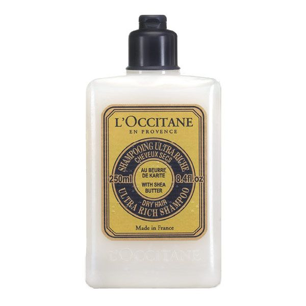 L'Occitane Shampoo with Shea Butter