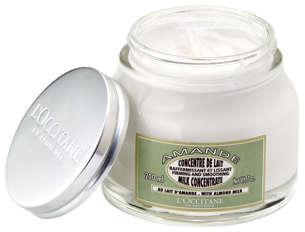 L'Occitane Almond - AMANDE Concentre De Lait Milk Concentrate Body Cream - Almond Line