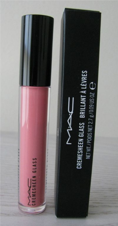 Mac Cosmetics Cremesheen Glass In Partial To Pink Reviews