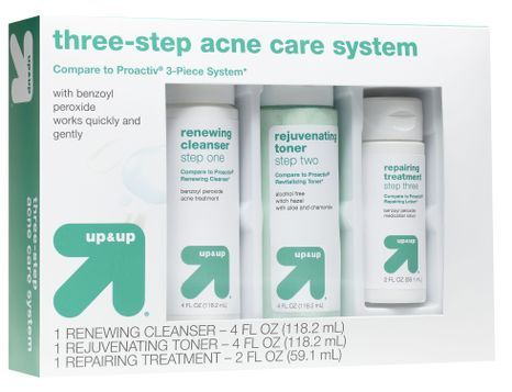 Up Up Three Step Acne Care System Reviews Photos Ingredients Makeupalley