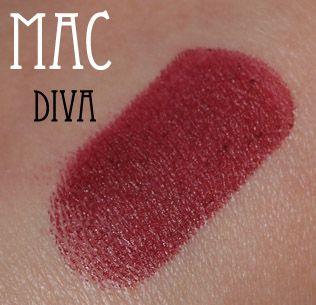 Populair MAC Cosmetics Matte - Diva reviews, photos, ingredients - Makeupalley @GH75