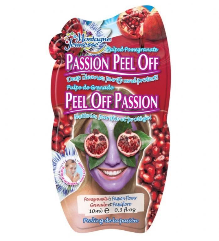 peel off face masque
