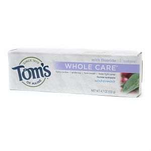 Tom's of Maine Wintermint Fluoride Toothpaste