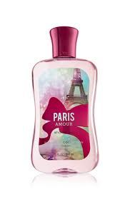 Bath and Body Works Paris Amour Shower Gel