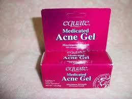 Equate Medicated Acne Gel