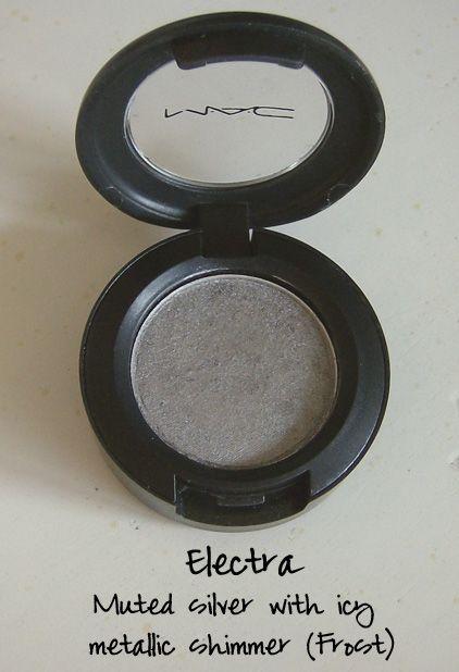 MAC Cosmetics Eyeshadow In Electra Reviews, Photos