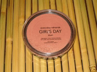 Everyday Minerals Girl's Day