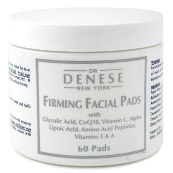 Dr. Denese Exfoliating Facial Firming Pads