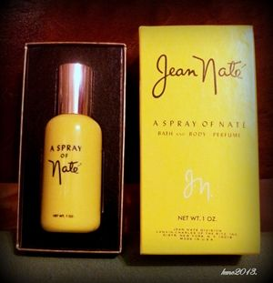 Revlon Jean Nate After Bath Splash original scent