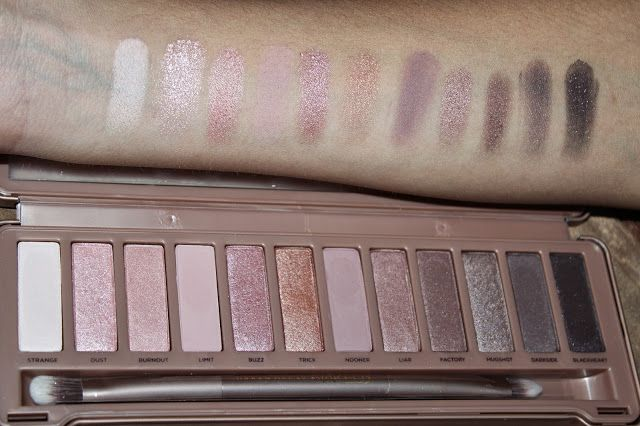Urban Decay Naked3 Eyeshadow Palette Reviews, Photos -4142