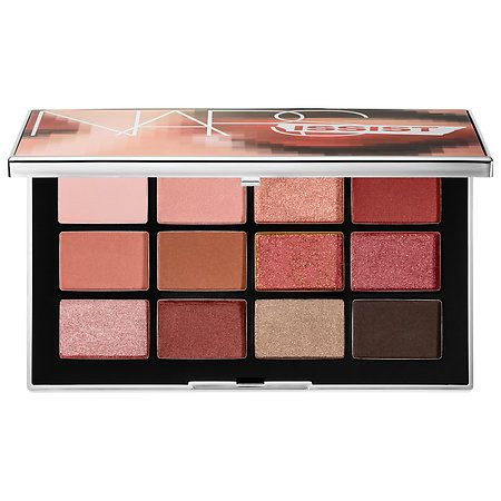 Nars Cosmetics Narsissist Wanted Eyeshadow Palette Reviews Photos Ingredients Makeupalley