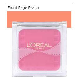 L'Oreal Blush Delice - Front-Page Peach [DISCONTINUED]