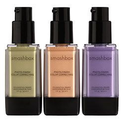 Smashbox Photo Finish Color Correcting Foundation Primer Smashing