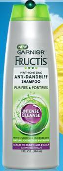 Garnier Fructis Anti-Dandruff Shampoo