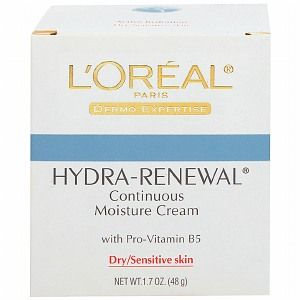 L'Oreal Dermo Expertise Hydra-Renewal Continuous Moisture Cream