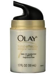 Olay Total Effects 7-in-1 Fragrance-free SPF 15