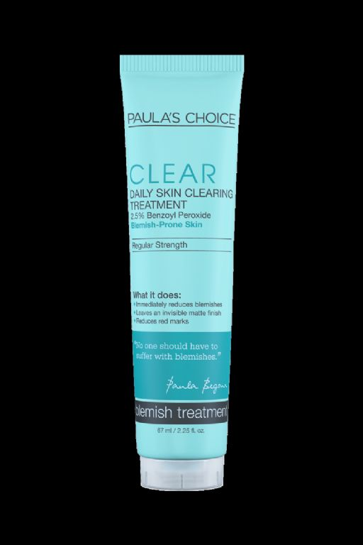Paula's Choice CLEAR Regular Strength Acne Treatment with 2.5% Benzoyl Peroxide
