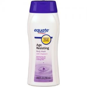 Equate Age Resisting Body Wash (Compare to Olay Age Defying Body Wash)