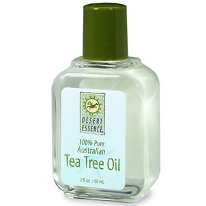 Desert Essence Tea Tree Oil (100% Pure Australian)