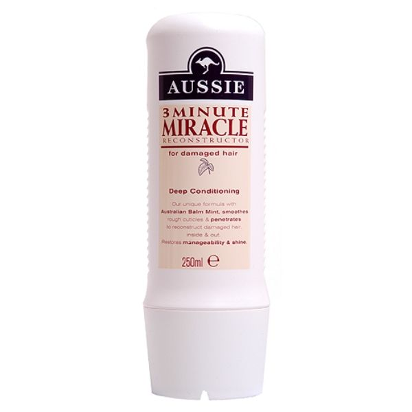 Aussie New 3 Minute Miracle Reconstructor