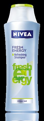 Nivea Fresh Energy Shampoo