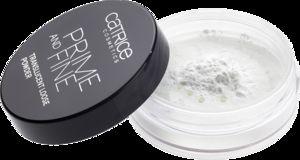 Catrice Prime & Fine Translucent Loose Powder