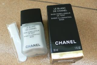Chanel Le Blanc De Multi Use