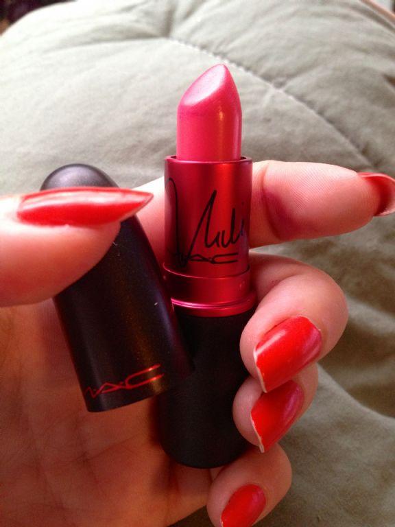 mac viva glam nicki review makeupalley
