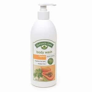 Nature's Gate Papaya Velvet Moisture Body Wash