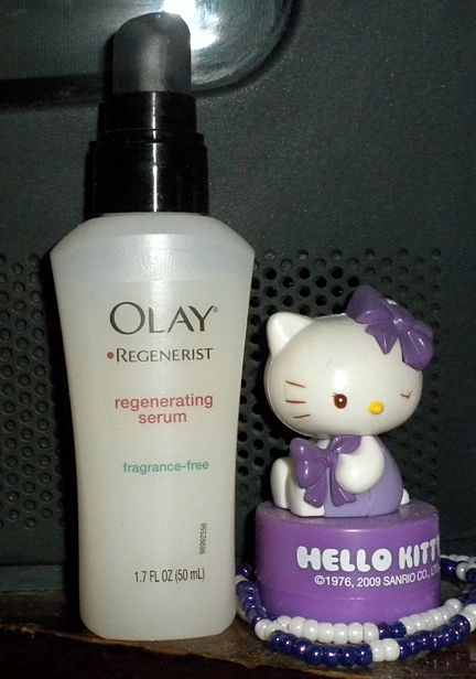 Olay Regenerist Regenerating & Moisturization Face Serum - Fragrance Free Lip Clarity Simplers Botanicals 5 ml Liquid