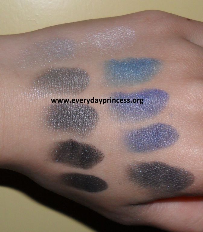 Bys Eyeshadow Compacts Reviews Photos