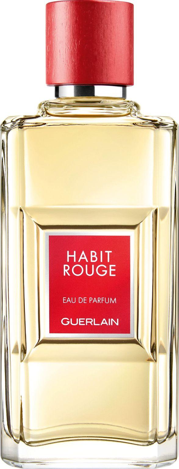 Guerlain Habit Rouge Eau De Parfum Reviews Photos Ingredients Makeupalley