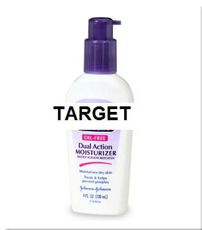 Target Brand - Dual Action Moisturizer