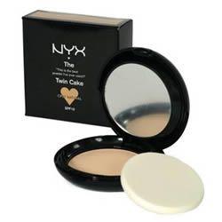 NYX Professional Makeup Twin Cake