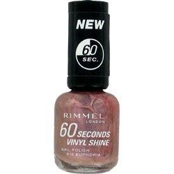 RIMMEL 60 Seconds Extreme Nail Polish *Euphoria* #813