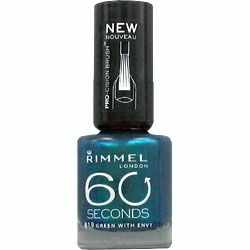 Rimmel 60 Seconds in Green with Envy