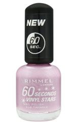 Rimmel 60 Seconds Stars - 628 Twinkle