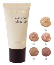 Dr. Hauschka Translucent Make-up