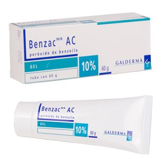 Galderma - Benzac AC 10 (benzoyl peroxide gel 10%) reviews