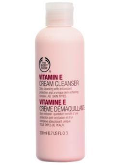 The Body Shop Vitamin E Cleansing Cream