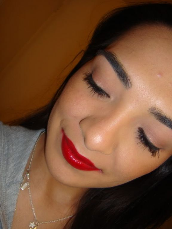 Wearing Chanel Rouge Allure Laque in Dragon (Uploaded by thestartsteam)