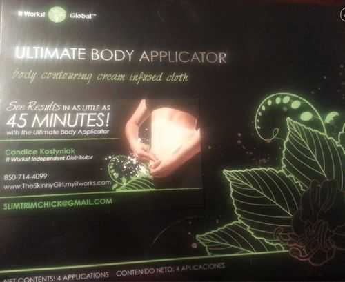It Works Body Wraps Reviews Photo Makeupalley